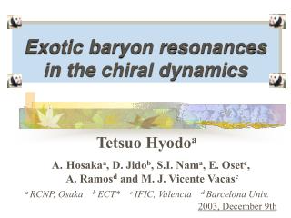 Exotic baryon resonances  in the chiral dynamics