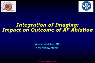 Integration of Imaging: Impact on Outcome of AF Ablation