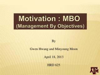 By  Gwen Hwang and Minyoung Moon April 18, 2013 HRD 625