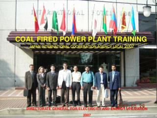 COAL FIRED POWER PLANT TRAINING