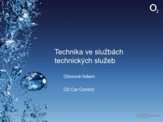 Technika ve službách  technických služeb