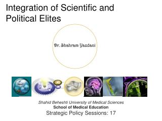 Integration of Scientific and Political Elites