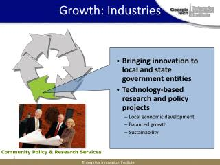 Growth: Industries