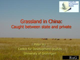 Grassland in China: Caught between state and private