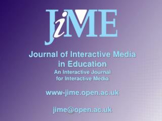 Conventional e-journals