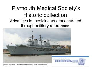 Plymouth Medical Society's Historic collection: