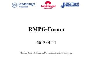RMPG-Forum