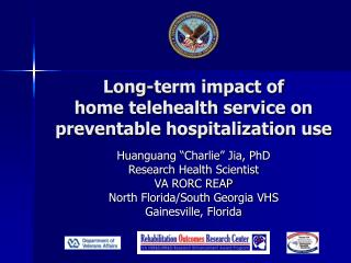Long-term impact of  home telehealth service on preventable hospitalization use