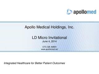 Integrated Healthcare for Better Patient Outcomes
