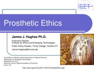 Prosthetic Ethics
