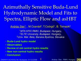 Azimuthally Sensitive Buda-Lund Hydrodynamic Model and Fits to Spectra, Elliptic Flow and asHBT