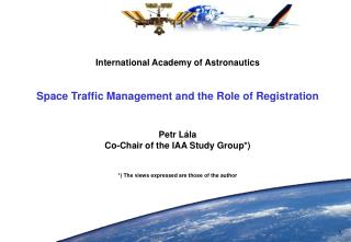 The Scope of the Space Traffic Management Study