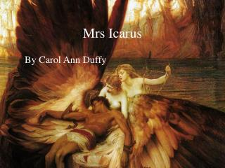 daedalus and icarus myth pdf