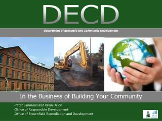 In the Business of Building Your Community