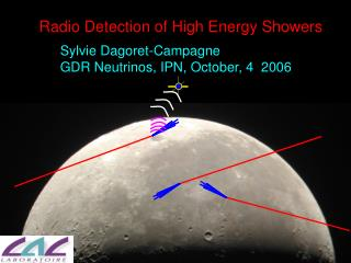 Radio Detection of High Energy Showers