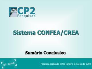 Sistema CONFEA