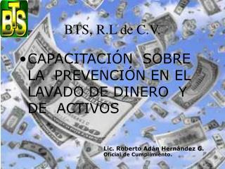 BTS, R.L de C.V.