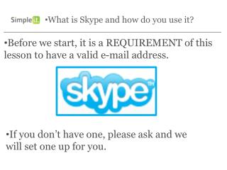 What is Skype and how do you use it?