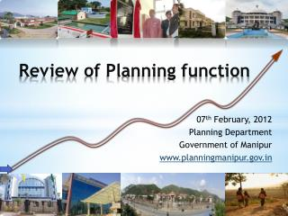 Review of Planning function