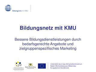 Bildungsnetz mit KMU