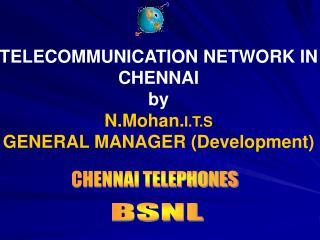 CHENNAI TELEPHONES