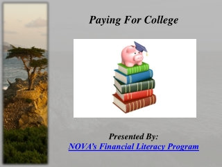 COLLEGE: Why Should You Pay For It
