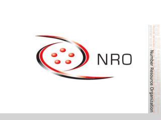 Internet Number Resource Status Report