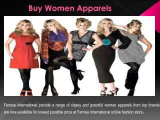 Buy Women Apparel