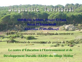 Le centre d'Éducation à l'Environnement et de