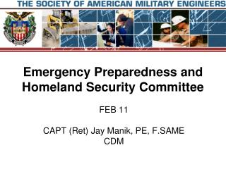 Emergency Preparedness and Homeland Security Committee