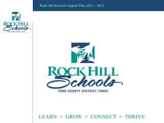 RHS Capital Plan 2011-2012