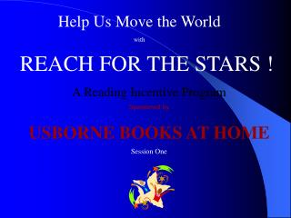 Help Us Move the World