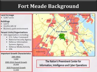 Fort  Meade Background