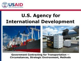 U.S. Agency for