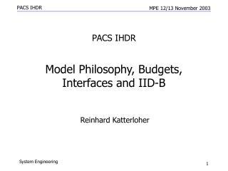 PACS IHDR