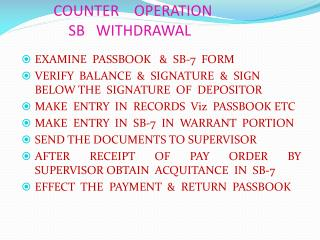 COUNTER    OPERATION            SB   WITHDRAWAL