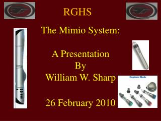 The Mimio System: