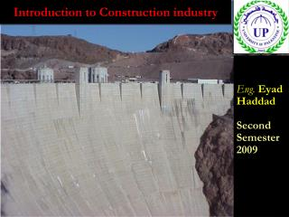 Introduction to Construction industry