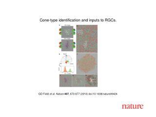 GD Field  et al. Nature 467 , 673-677 (2010) doi:10.1038/nature09424