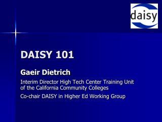 DAISY 101