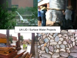 UA LID / Surface Water Projects