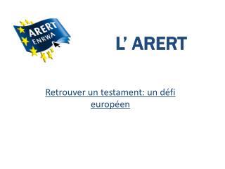 L' ARERT