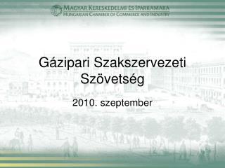 Gázipari Szakszervezeti Szövetség