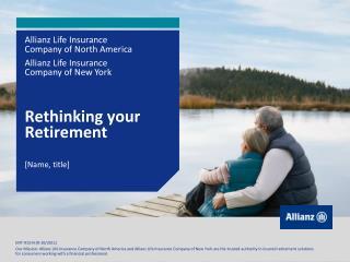 Rethinking your Retirement