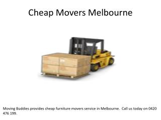 Furniture Removalists Melbourne - Furniture Removal Melbourne