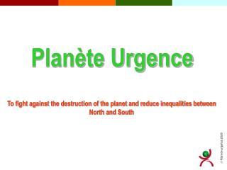 Plan�te Urgence