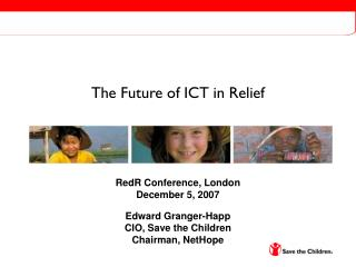 The Future of ICT in Relief