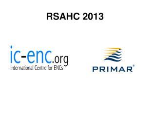 RSAHC 2013