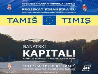 I zvire u Karpatima u Rumuniji, dug je 359 km.  Teče kroz Banat i uliva se u Dunav kod Pančeva