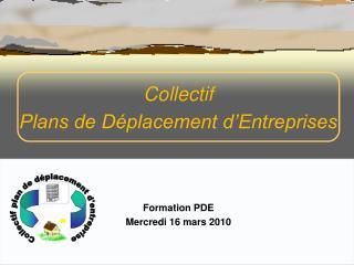 Collectif  Plans de Déplacement d'Entreprises
